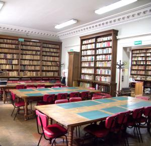 Une bibliothèque remarquable