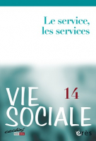 N° 14 (2016/2) - Le service, les services