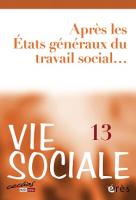 N° 13 (2016/1) - Après les États généraux du travail social…