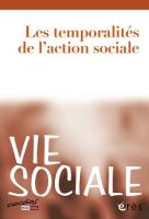 N° 2 (2013/2) - Les temporalités de l'action sociale