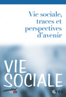 N° 1 (2013/1) - Vie sociale, traces et perspectives d'avenir