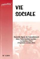 2011/1 - Nouvelle figure de l'encadrement dans l'intervention sociale