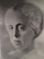 GETTING Joséphine, née ROTHSCHILD (1877-1943)
