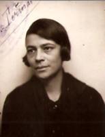 TERMAT Suzanne (1899-1969)