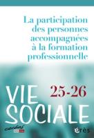 N° 25-26 (2019/1-2) La participation des personnes accompagnées à la formation professionnelle
