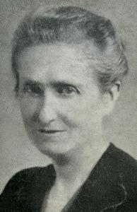 BUTILLARD Andrée (1881-1955)