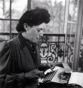 SAMUEL Vivette, Salomé née HERMANN (1919-2002)