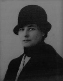 WARSCHAWSKY Marie (1881-1964)