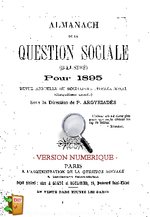 Almanach de la Question sociale et de la libre pensée. 5 (1895)  - application/pdf