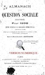 Almanach de la Question sociale et de la libre pensée. 8 (1898) - application/pdf
