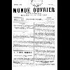 Le Monde ouvrier. T. 2, n° 6 (juillet 1899)  - application/pdf
