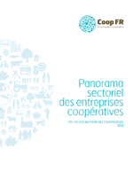 Panorama sectoriel des entreprises coopératives : Top 100 des entreprises coopératives 2012 - application/pdf