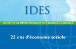 Institut de développement de l'économie sociale : 25 ans d'économie sociale - application/pdf