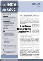 La Lettre du Groupement national de la coopération. n° 357 (mars 2009)  - application/pdf
