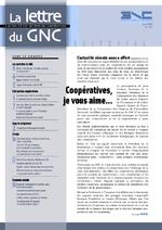 La Lettre du Groupement national de la coopération. n° 358 (juin 2009) - application/pdf
