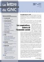La Lettre du Groupement national de la coopération. n° 359 (septembre 2009)  - application/pdf