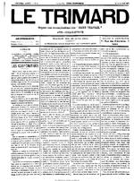Le Trimard. n° 2 (1er avril 1897)  - application/pdf