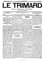 Le Trimard. n° 3 (16 avril 1897)  - application/pdf