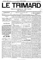 Le Trimard. n° 4 (1er mai 1897) - application/pdf