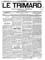 Le Trimard. n° 5 (15 mai 1897)  - application/pdf