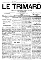 Le Trimard. n° 6 (1er juin 1897)  - application/pdf