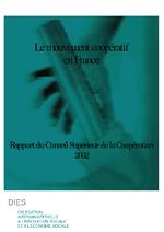 Rapport du conseil supérieur de la coopération, 2002 - application/pdf