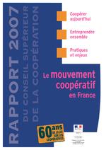 Rapport du conseil supérieur de la coopération, 2007 - application/pdf