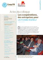 Les coopératives, des entreprises pour un monde meilleur / Coop FR (2012) - application/pdf