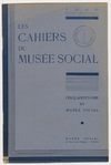 Les Cahiers du Musée social, n° 3 (1945) - application/pdf