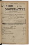 L'Union coopérative, A. 5, n° 51 (1899/09/01) - application/pdf
