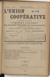 L'Union coopérative, A. 5, n° 58 (1900/04/01) - application/pdf
