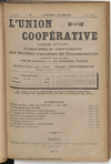 L'Union coopérative, A. 5, n° 59 (1900/05/01) - application/pdf