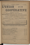 L'Union coopérative, A. 5, n° 60 (1900/06/01) - application/pdf
