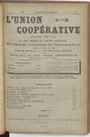 L'Union coopérative, A. 6, n° 61 (1900/07/01) - application/pdf