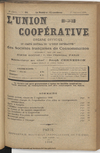 L'Union coopérative, A. 5, n° 64 (1900/10/01) - application/pdf