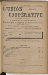L'Union coopérative, A. 6, n° 66 (1900/12/01) - application/pdf
