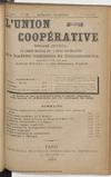 L'Union coopérative, A. 6, n° 70 (1901/04/01) - application/pdf