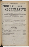 L'Union coopérative, A. 6, n° 77 (1901/11/01) - application/pdf