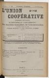 L'Union coopérative, A. 6, n° 78 (1901/12/01) - application/pdf
