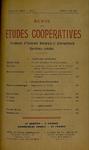 Revue des études coopératives, n° 3 (avril-juin 1922) - URL