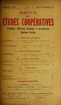 Revue des études coopératives, n° 16, juillet-septembre 1925 - URL