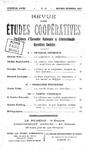 Revue des études coopératives, n° 17, octobre-décembre 1925 - URL