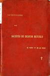 dn-875 Dictionnaire des sociétés de secours mutuels approuvées et libres de Paris au 1er juillet 1908 - application/pdf
