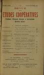 Revue des études coopératives. n° 28 (juillet-septembre 1928) - URL