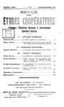Revue des études coopératives. n° 29 (octobre-décembre 1928) - URL
