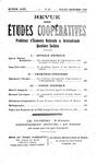 Revue des études coopératives. n° 32 (juillet-septembre 1929) - URL