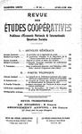 Revue des études coopératives. n° 51 (avril-juin 1934) - URL
