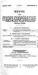 Revue des études coopératives. n° 62 (janvier-mars 1937) - URL